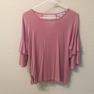 Roommates pink top size Large